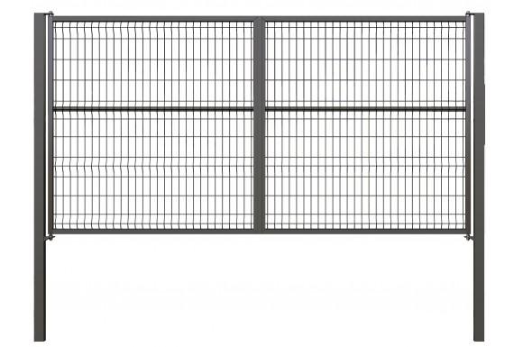 Poarta ST/ZINC/BA - EG 1805 x 3480 / 4.2