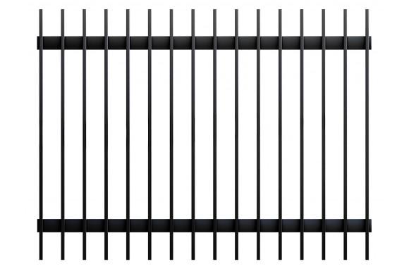 Gard din Ţeavă Profilată
