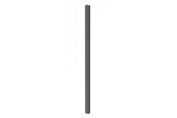 Stâlp pentru Gard Profilat Orizontal