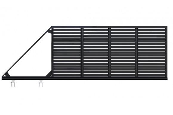 Poarta Autoportanta ZnT - GP-O 1850 x 4200 / 20